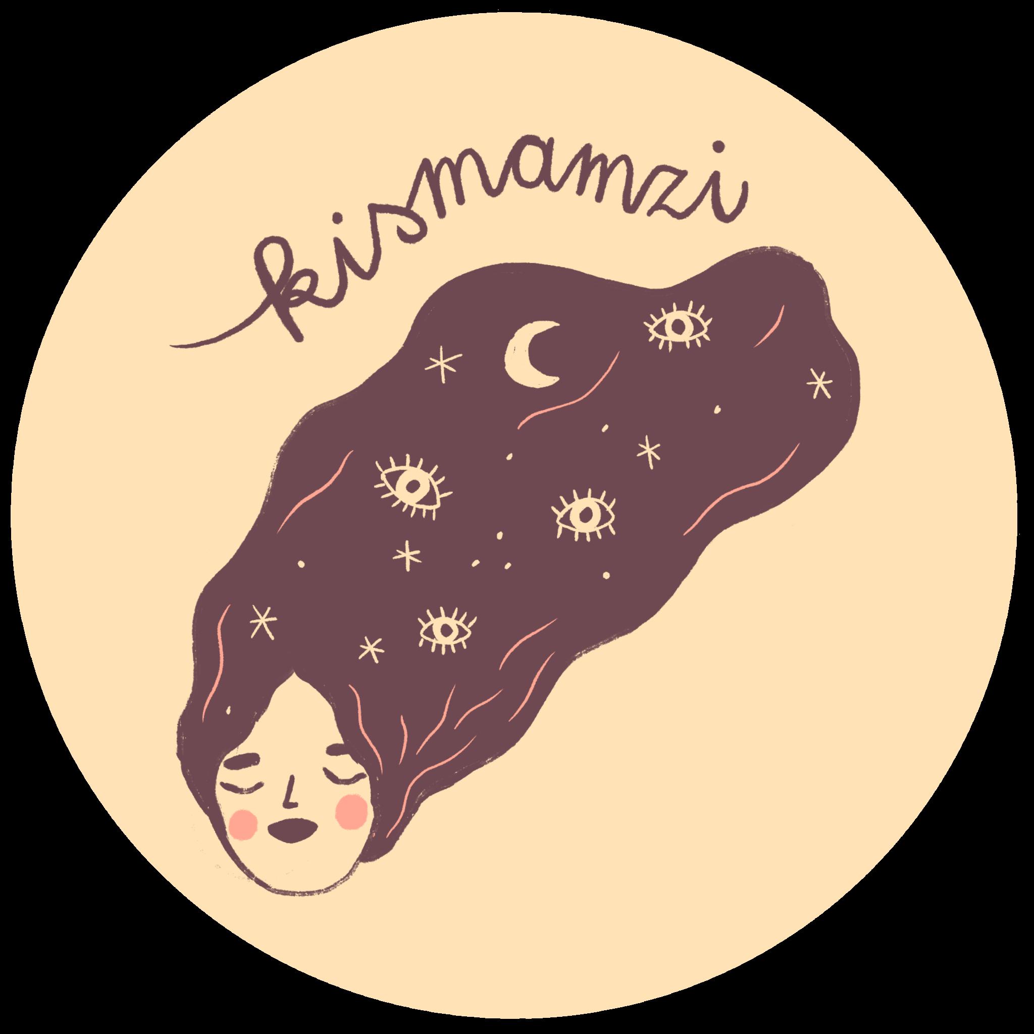 Kismamzi logó